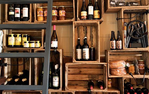 Local products for Caminito del Rey visitors