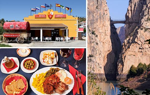Restaurant of Álora - Caminito del Rey Restaurant