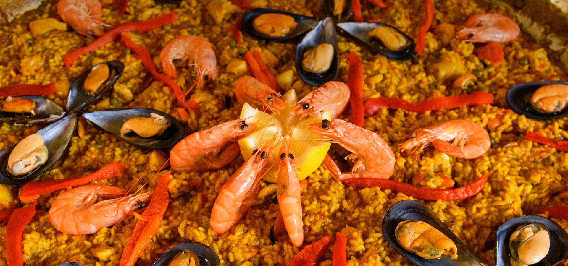 Mesón Carrión, the andalusian taste of the Caminito del Rey